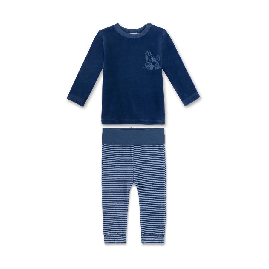 Sanetta Boys Nicky - Schlafanzug jeans blue
