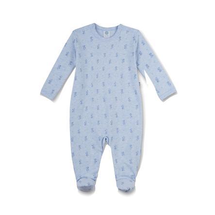 Sanetta Boys Pajamas bleu melange