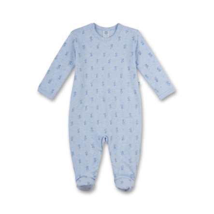 Sanetta Boys Schlafanzug bleu melange