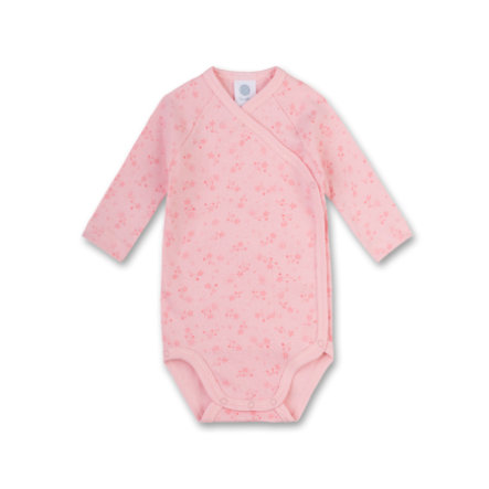 Sanetta Girls Wickelbody tearose