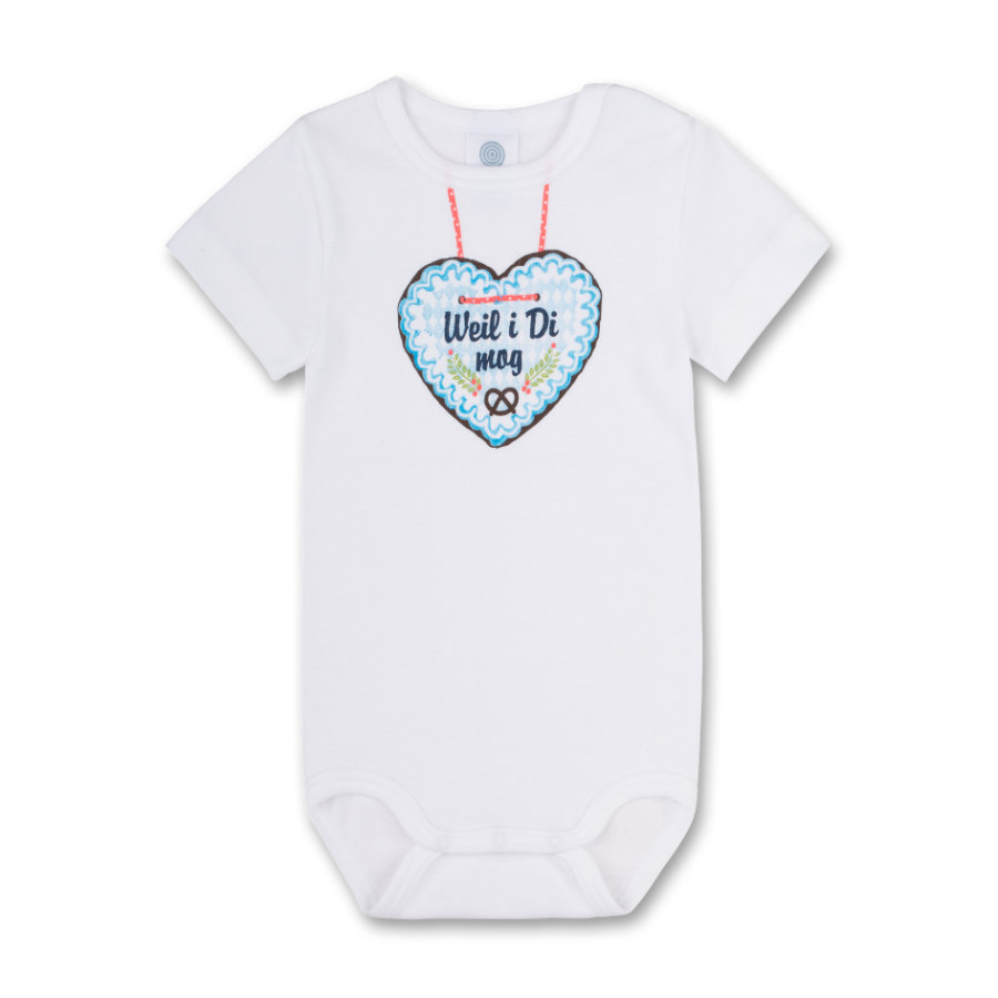 Sanetta Boys Body white
