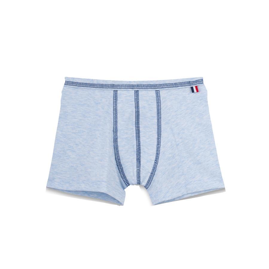 Sanetta Boys Shorts bleu melange