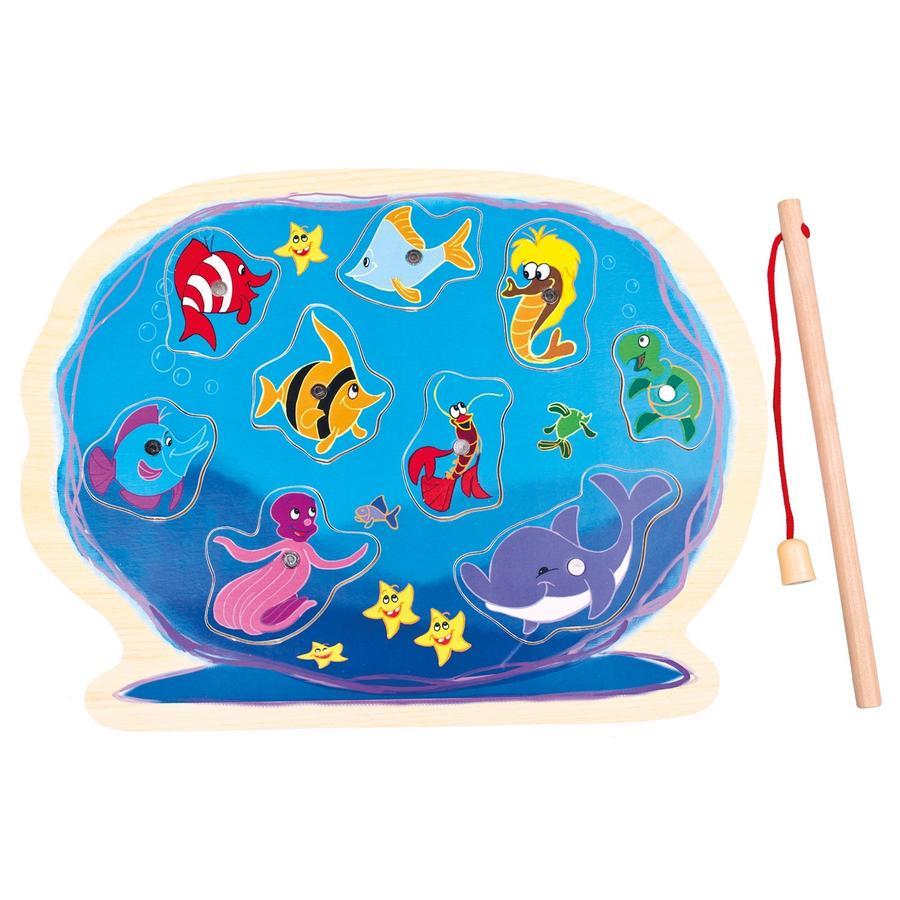 Bino Puzzle Rybolov s udičkou
