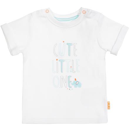 STACCATO T-Shirt gebroken wit