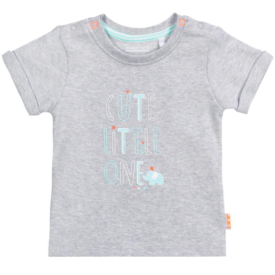 STACCATO T-Shirt grau