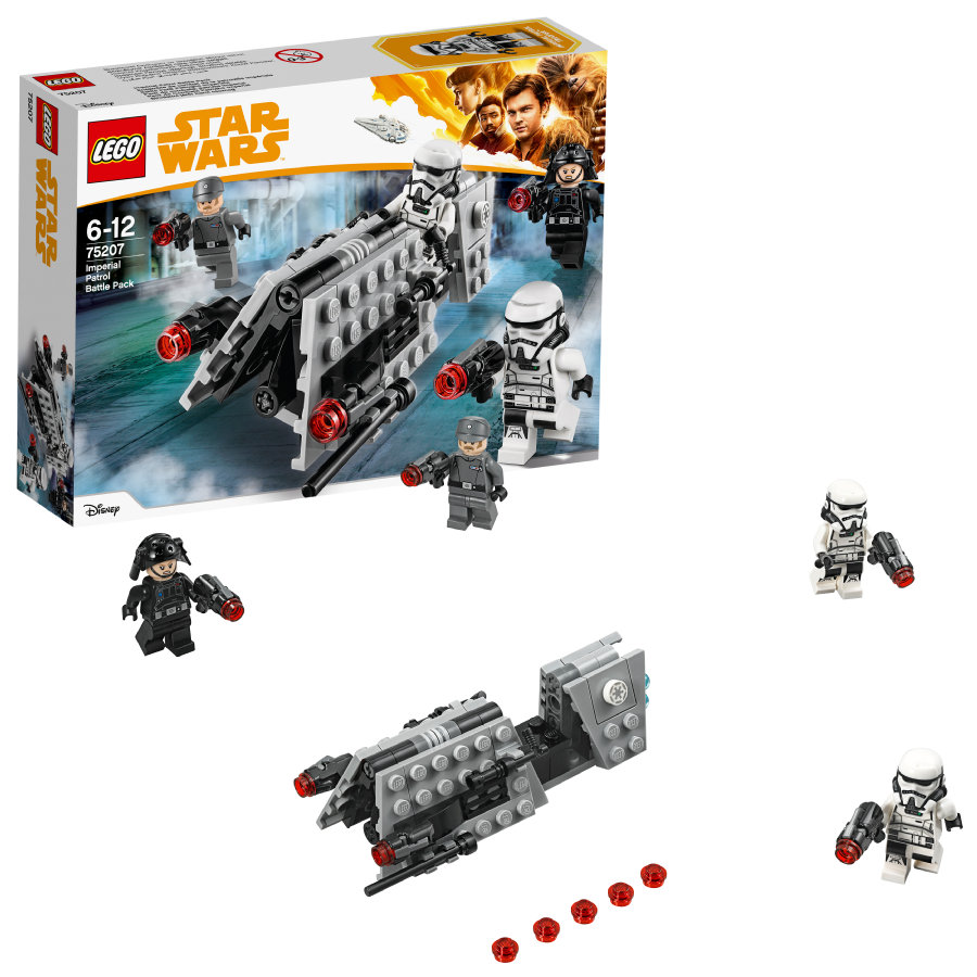 LEGO® Star Wars™ - Battle Pack Pattuglia imperiale 75207