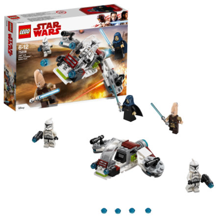 LEGO® Star Wars™ - Jedi™ en Clone Troopers™ Battle Pack 75206
