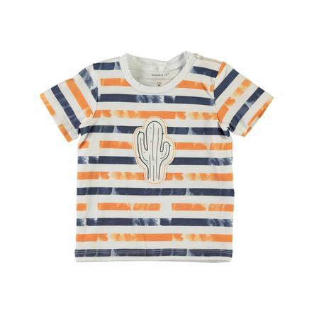 name it Boys T-Shirt añil añejo