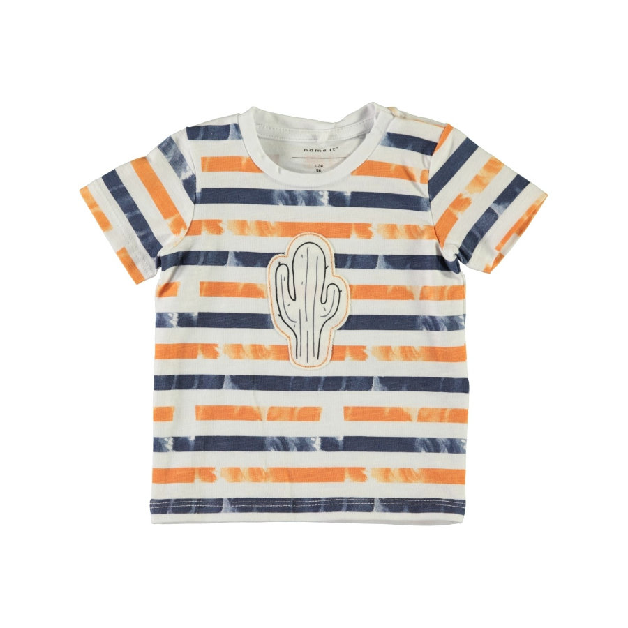 name it Boys T-Shirt vintage indigo
