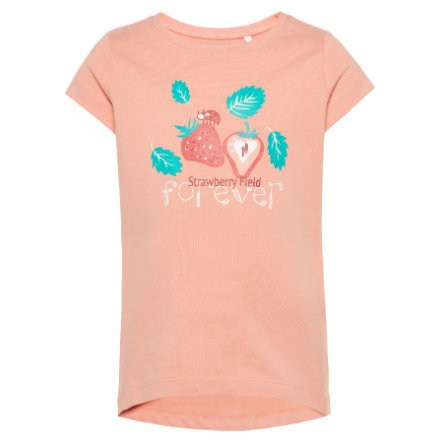name it Girls T-Shirt Veen Blooming Dahlia