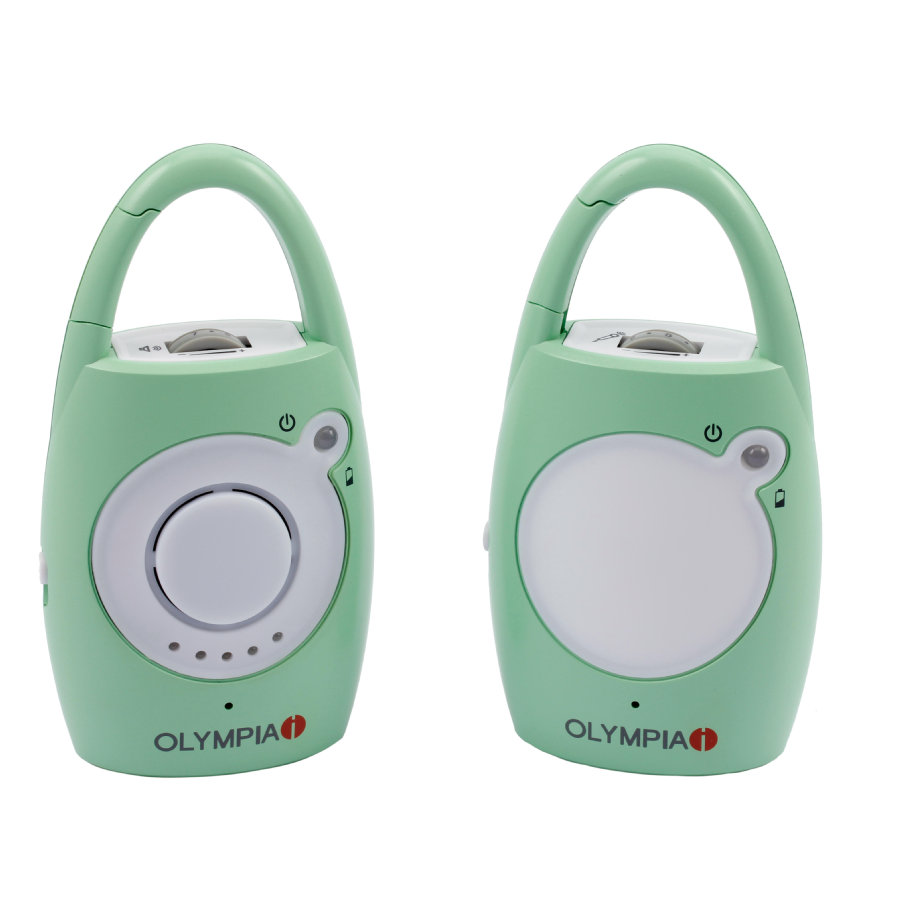 Olympia Babyphone Canny verde