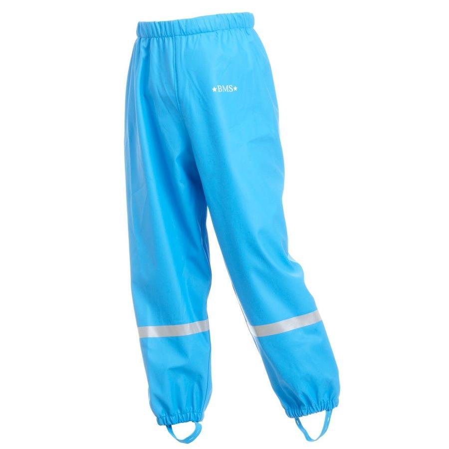 BMS Pantalon de pluie enfant Softskin bleu clair
