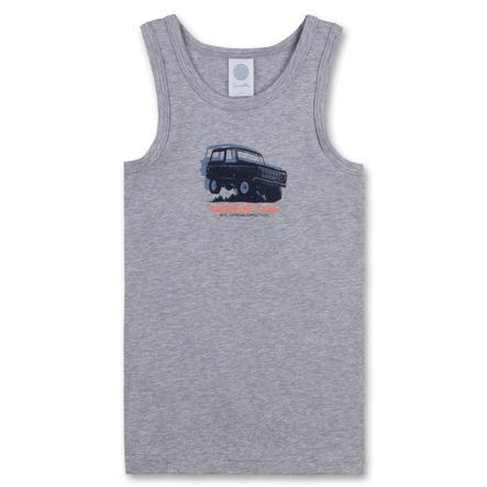 Sanetta Boys Tank-Top grey melange
