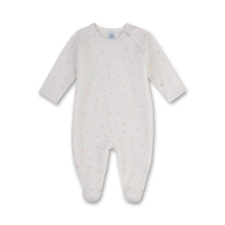 Sanetta Girl s Nicky - pyjama gebroken wit