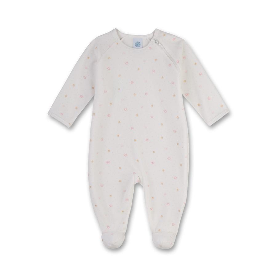 Sanetta Nicky - pyjamas trasig vit