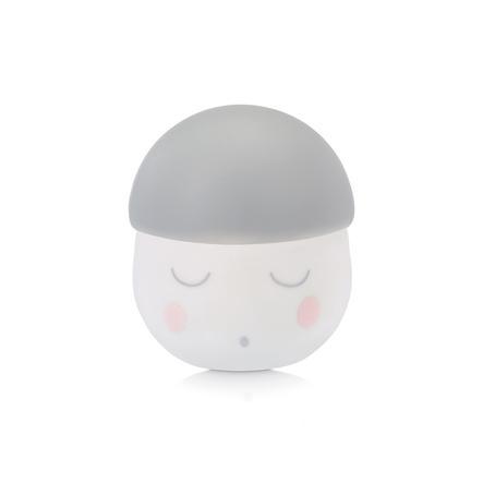 babymoov Veilleuse Squeezy blanc/gris