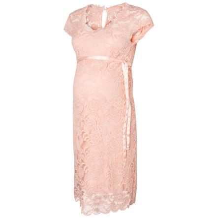 mama licious Umstandskleid MLNEWMIVANA Seashell Pink