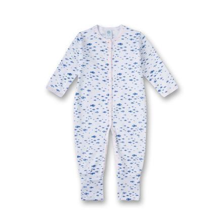 Sanetta Pyjama wit