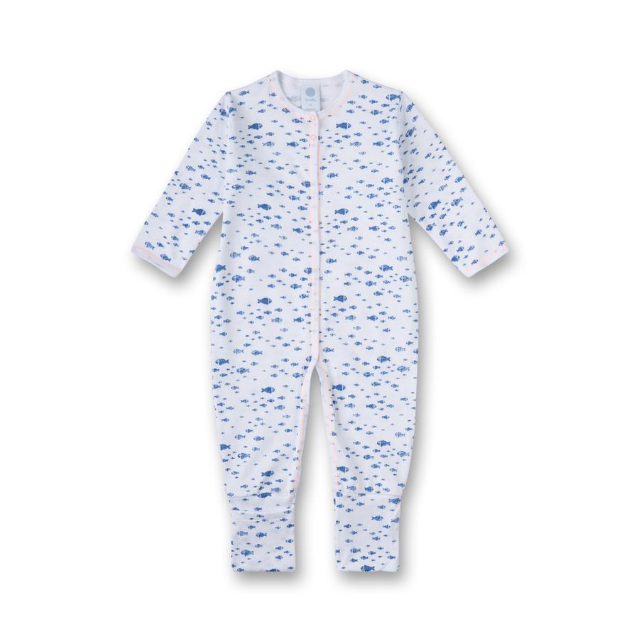 Sanetta Schlafanzug weiß