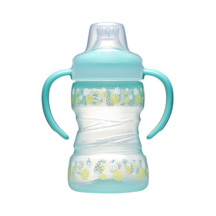 nip Soft Trainer Cup med silikonmunstyke 260 ml ananas