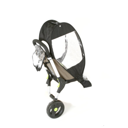 BuggyPod iO Protection pluie, anthracite