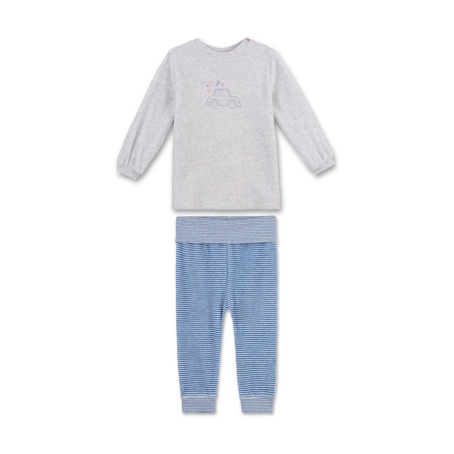 Sanetta Boys Nicky - Schlafanzug ecru melange