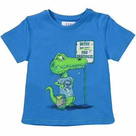 STACCATO Boys T-Shirt błękit oceanu