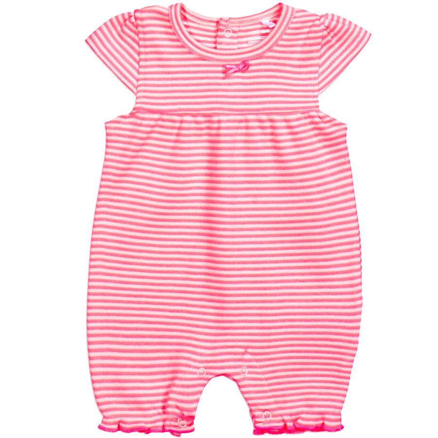 STACCATO Girls Overall pastel peach Streifen