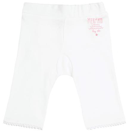 STACCATO Girl s Mallas de color blanco marfil