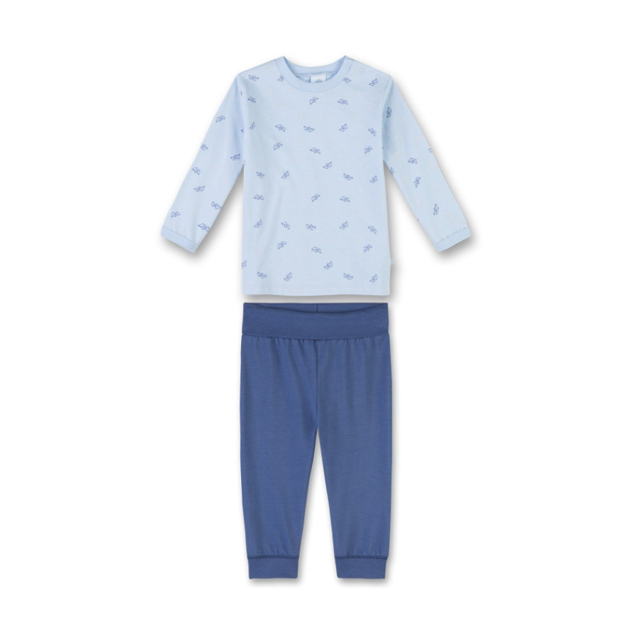 Sanetta Boys Schlafanzug light blue