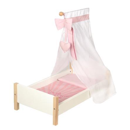 roba Lit pour poupée Scarlett, bois   roseoubleu.fr eb365db272d3