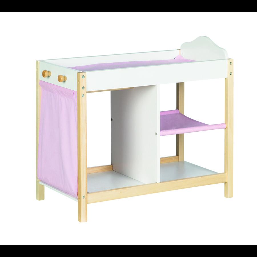 roba table langer pour poup e scarlett bois. Black Bedroom Furniture Sets. Home Design Ideas