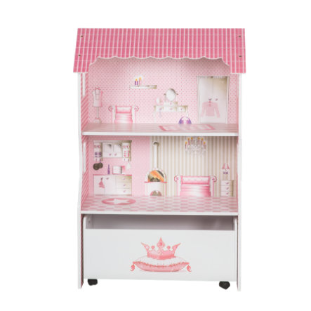 roba Casa delle bambole rosa