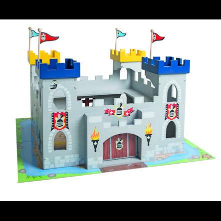 rova Rytířský hrad 3 v 1