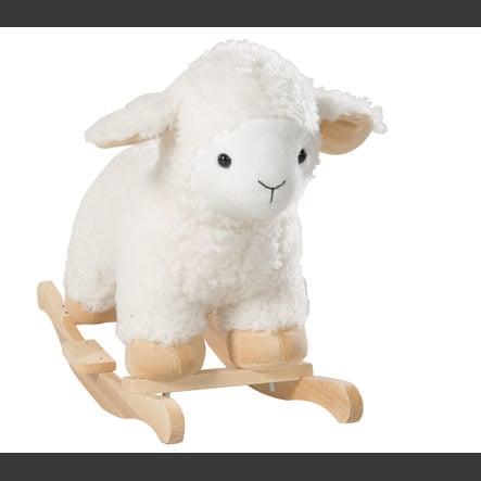 roba Mouton à bascule, bois   roseoubleu.