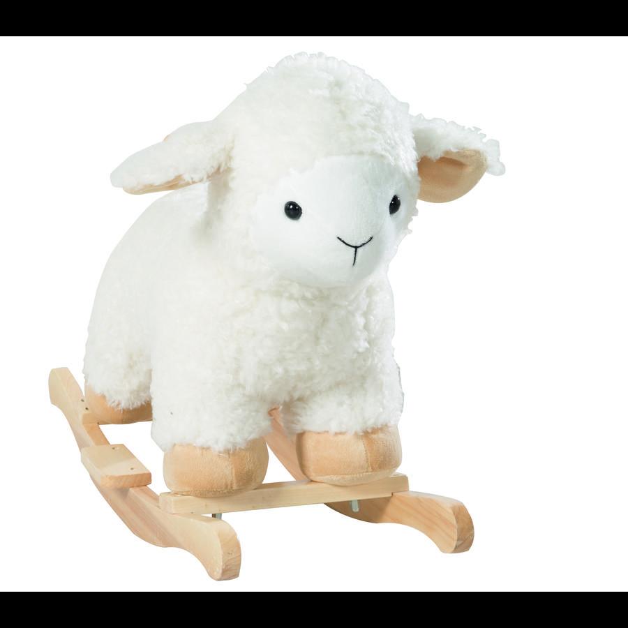 roba Cavallino a dondolo - Pecorella