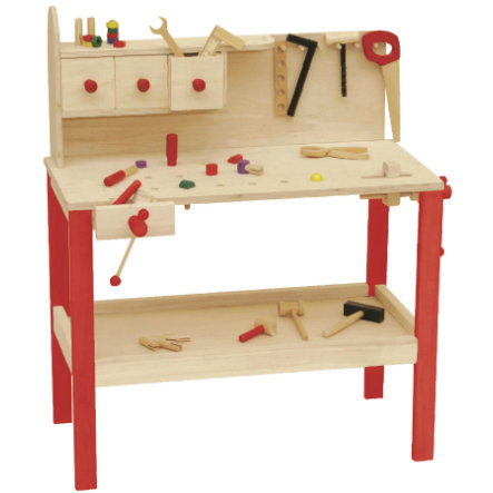 roba Werkbank aus Holz 97210