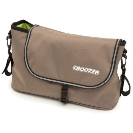 CROOZER Styrtaske Meadow Green/ Sand Grey til Kid