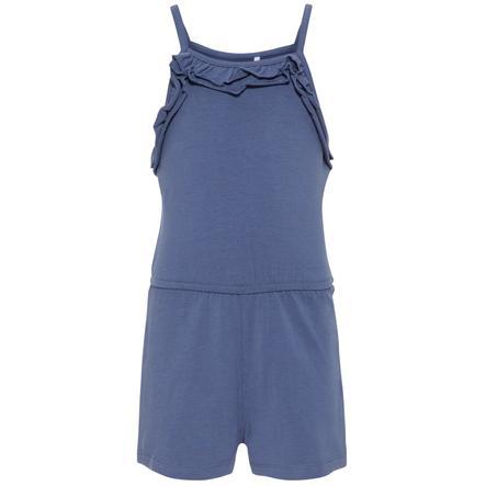 name it Girls Jumpsuit Pia vintage indigo