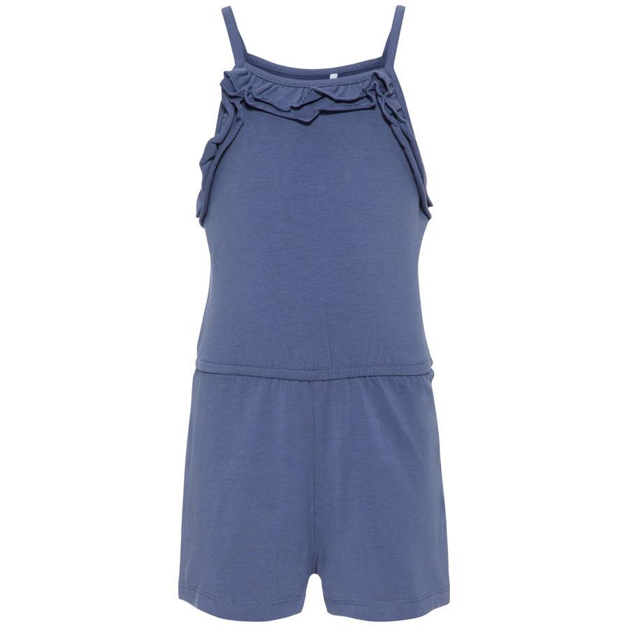 name it Girl s Jumpsuit Pia vintage indigo