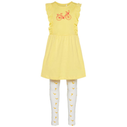 name it Girl s Set jurk en legging 2 stuks legging 2 stuks legging snapdragon