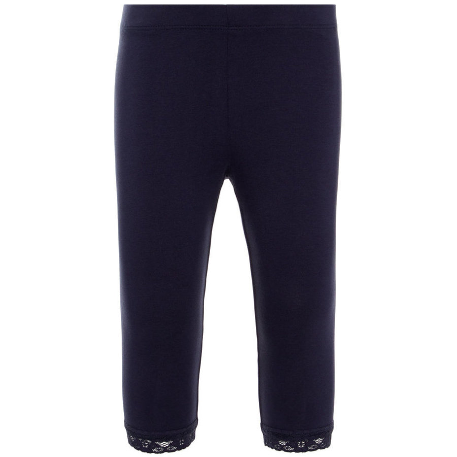 name it Girls Leggings Vista dark sapphire