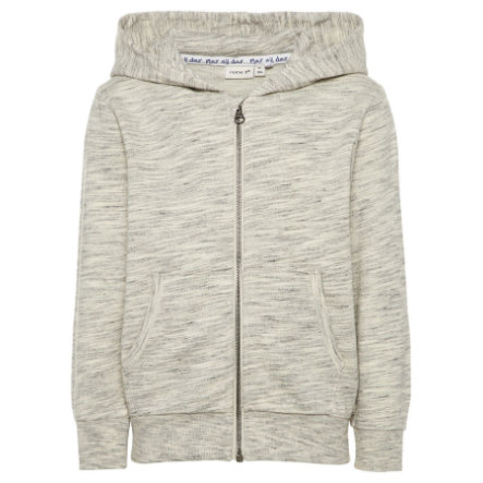 name it Boys Sweatjacke Game grey melange