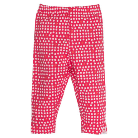 SALT AND PEPPER Boys Leggings Love allover rose d'été