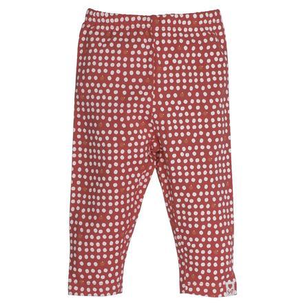 SALT AND PEPPER Boys Leggings Love allover summer pink