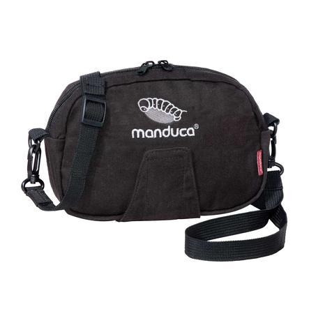 MANDUCA Gürteltasche pouch - schwarz