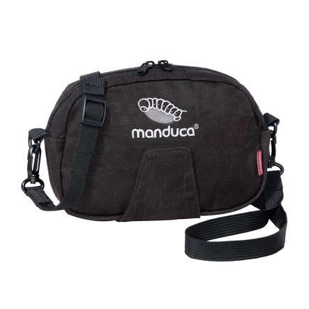 Wickelkinder Manduca pouch kapsička na drobnosti, černá