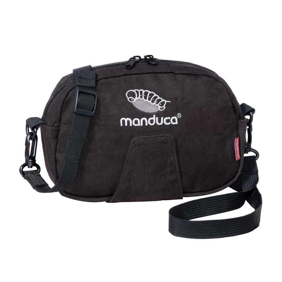 Taštička MANDUCA pouch - černá
