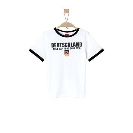 s.Oliver Fan T-Shirt white