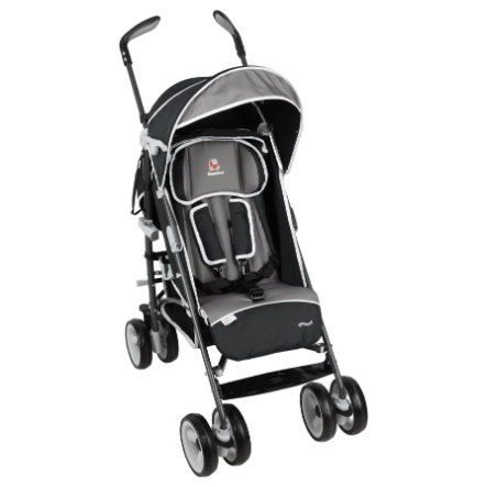 Renolux Buggy Travelling Black